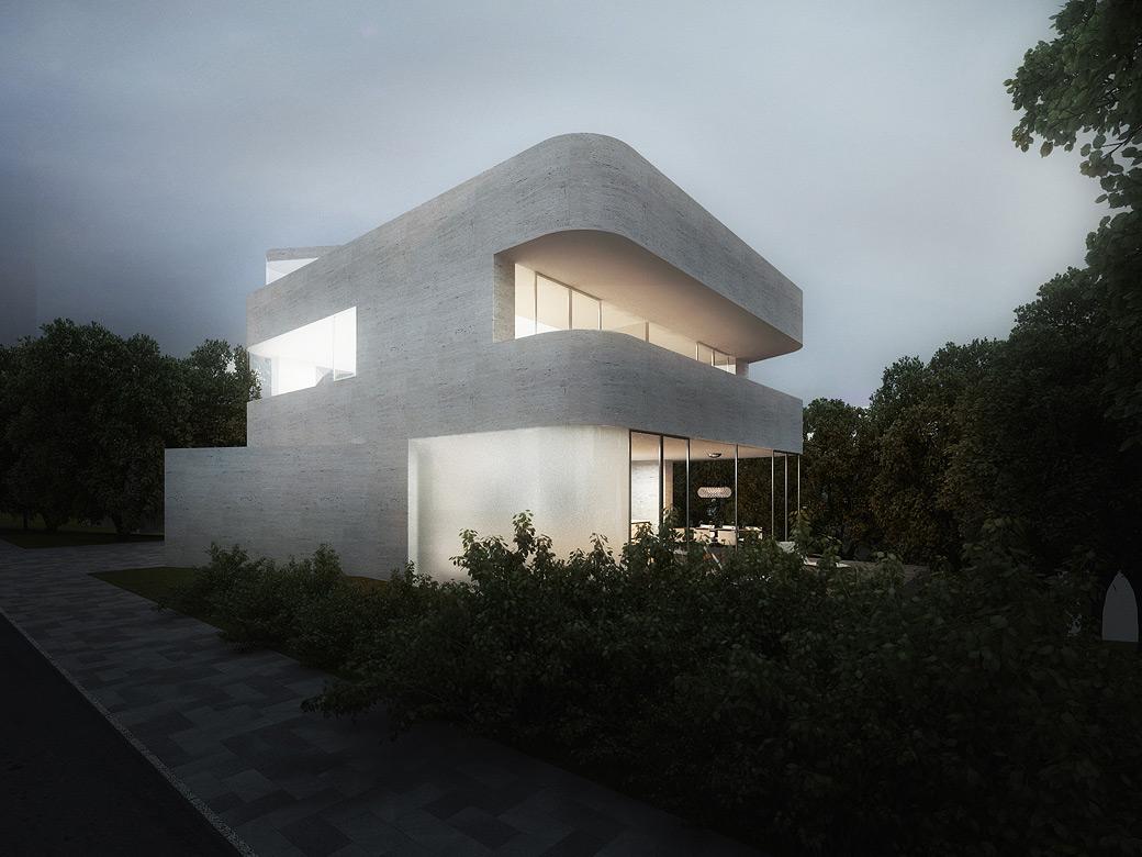 House Tichého 8