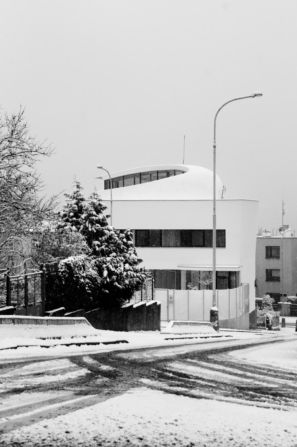 House in Prague