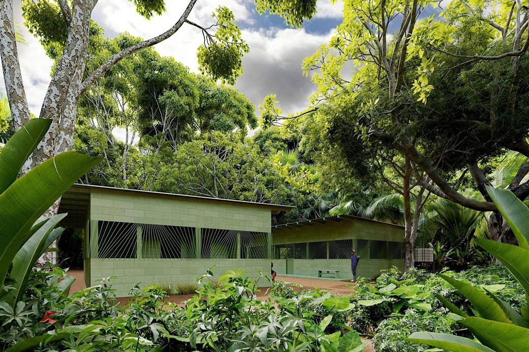 Záchranná stanice primátů Mefou, Kamerun
