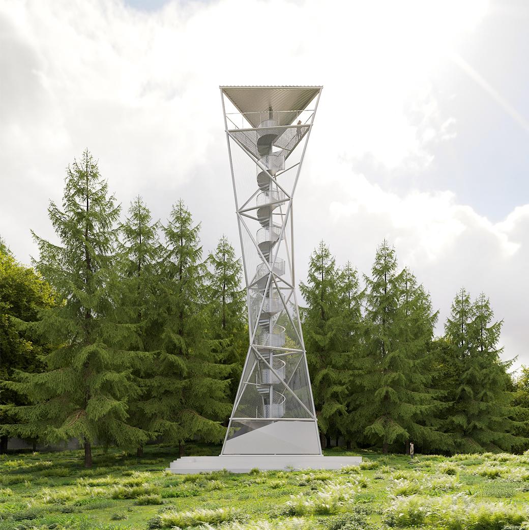 Věž Svébohov