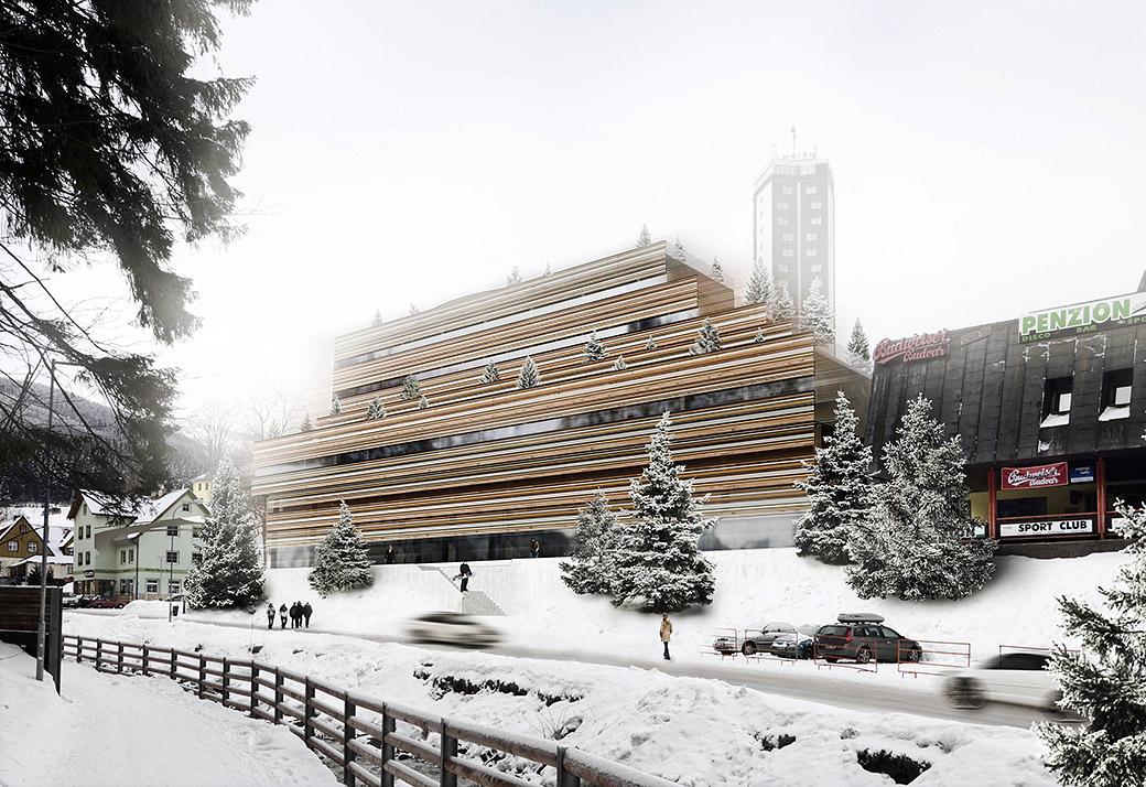 Bytový dům Pec pod Sněžkou