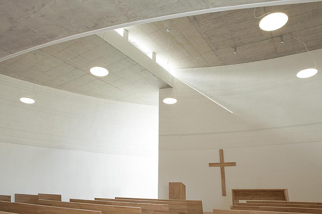 Modlitebna Církve bratrské Černošice