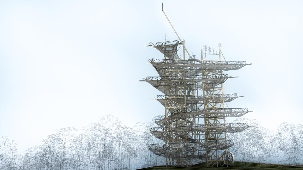 Kočičí věže