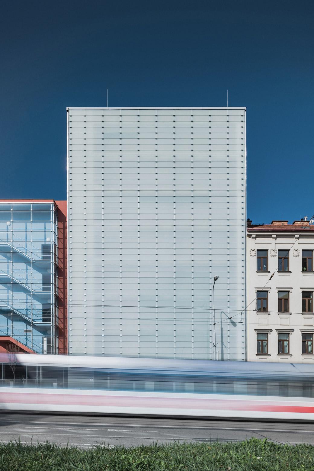 Bytový dům Vídeňská